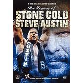 WWE レガシー・オブ・ストーンコールド(3枚組) [DVD]