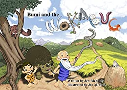 Bumi and the WOKABUG: Educating kids on choosing prosperous thoughts to live with positivity and smiles (Bumi and Friends Book 1) by [Richards, Jen]
