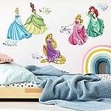 RoomMates Disney Princess Royal Debut Peel and Stick Wall Decals