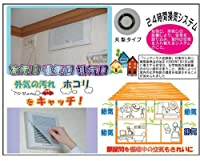 A-27-BF5 24時間換気用フィルター(5枚入)×5セット