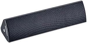 エレコム ブルートゥーススピーカー コンパクト NFC対応 apt-X対応 ブラック LBT-SPP300AVBK