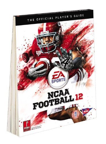 Download NCAA Football 12: The Official Player's Guide 0307891445