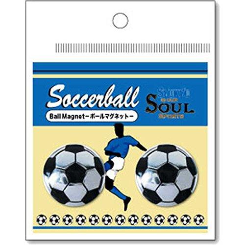 [해외]BUKATSU 동아리 SOUL 공 자석 1514/BUKATSU Club Activities SOUL Ball Magnet 1514