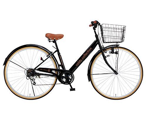 Voldy 完成自転車 27インチ LEDライト CTV-276-B シマノ...