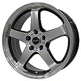 DUNLOP(ダンロップ) サマータイヤ&ホイール SPORT MAXX(スポーツマックス) 225/45R17 KIRCHEIS(キルヒアイス) 17インチ 4本セット