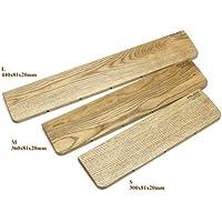 FILCO ウッドパームレストSサイズ(幅300mm) 天然堅木製 オスモカラー仕上げ 日本製 ブラ…