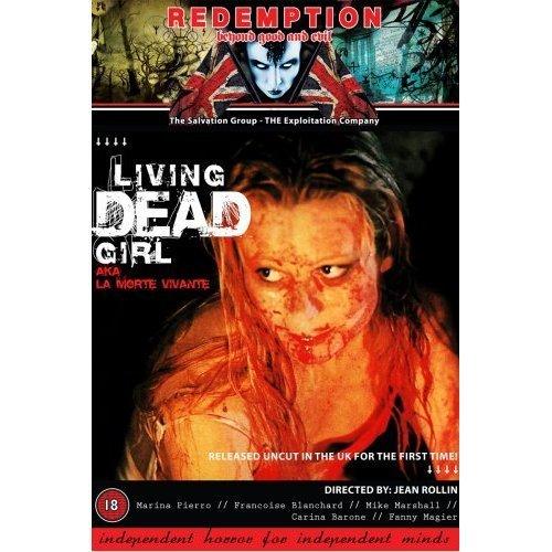 La Morte Vivante / The Living Dead Girl ( La morte vivante ) ( Lady Dracula )