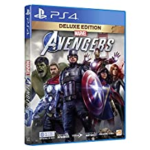 Marvel's Avengers, Deluxe Edition, Playstation 4