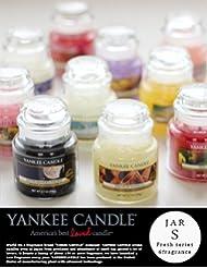 YANKEE CANDLE ヤンキーキャンドル ジャーS フレッシュシリーズ【クリーンコットン】
