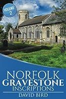 Norfolk Gravestone Inscriptions (Vol)