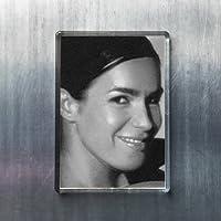 KATARINA WITT - オリジナルアート冷蔵庫マグネット #js002