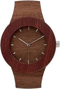 [アナログウォッチコー] 腕時計カーペンター マコレ & 赤杉バンド 正規輸入品