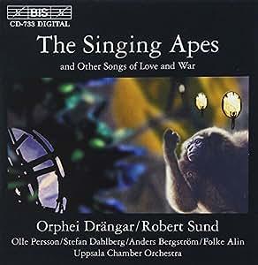 歌うサルたち (The Singing Apes and Other Songs of Love and War)