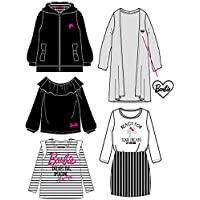(バービー)Barbie 2019年福袋 キッズ ジュニア 6点セット 女の子【361176909】140cm ワンカラー