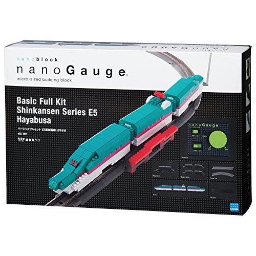 ナノゲージ ベーシックフルセット E5系新幹線はやぶさ nGS_002