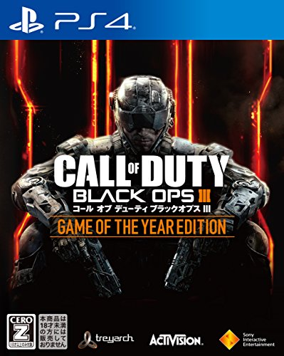 Details about [PS4] Call of Duty: Black Ops III Game of the Year Edition  [CERO r    From Japan