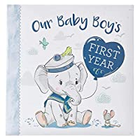 Memory Book Our Baby Boy's First Year