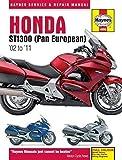 Honda ST1300/ST1300A, '02-'11 (Haynes Powersport)