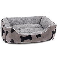 PAWZ Road ペットベッド 犬 猫 ベッド クッション ペット用寝袋 洗える 肌触り良く 保温防寒