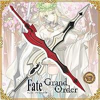 Fate/Extra CCC風 セイバー ネロ 赤/白いドレス風 剣 コスプレ道具 (赤)