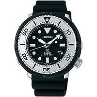 【1本用保管時計ケース・マイクロファイバークロスセット】[プロスペックス]PROSPEX 腕時計 ソーラー LOWERCASEプロデュース ダイバースキューバ ブラック文字盤 SBDN047 メンズ