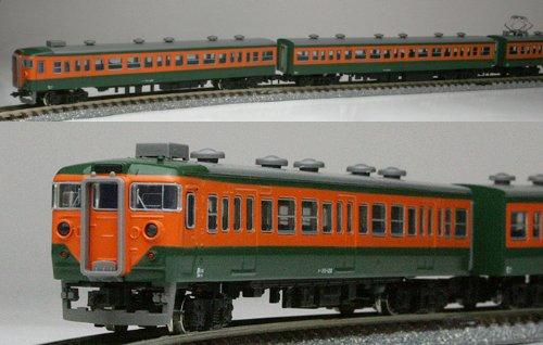 Nゲージ A4410 113系近郊形電車・湘南色 (非冷房) 8両セット