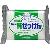 ★まとめ買い★ ミヨシ石鹸 洗たく用 NEW 純せっけん 190g ×12個