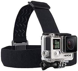 (国内正規品) Go Pro ヘッドストラップ&クリップ ACHOM-001