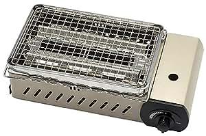 イワタニ 炉ばた大将 炙家(あぶりや) 【カセットガス式 網焼き・串焼き専用器】 CB-RBT-A