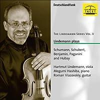 Vol. 5-Lindemann Series (Lindemann Plays Schumann