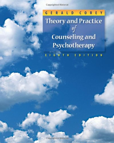 Download Theory and Practice of Counseling and Psychotherapy 0495102083