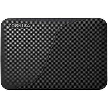 東芝 USB3.0接続 ポータブルハードディスク 3.0TB(ブラック)CANVIO BASICS(HD-ACシリーズ) HD-AC30TK
