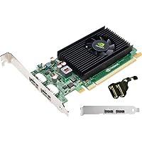 """PNY Technologies–Pny vcnvs310dvi-pb Quadro NVS 310グラフィックカード–512MB ddr3SDRAM–PCI Express 2.0x16–full-length /ロープロファイル–2560x 1600–ファンクーラー–DirectX 11.0、OpenCL、OpenGL 4.1、Directcompute–DisplayPort """"製品カテゴリ:ビデオカード/グラフィックカード"""""""