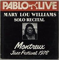 Solo Recital, Montreux Jazz Festival 1978