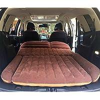 2色使用SUVカーインフレータブルマットレストラベルエアベッドオフロードモデルバックシートキャンプリアシートマットクッションカーショックベッド