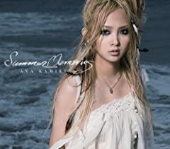 上木彩矢「Summer Memories」のCDジャケット