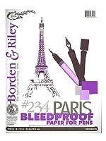 Borden & Riley BORDEN & RILEY #234 Paris Paper for Pens 9 in. x 12 in. by Borden & Riley
