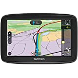 TomTom  Car Sat Nav VIA 62, 6 Inch with Handsfree Calling,real-time traffic updates via Smartphone, Australia, New Zealand and Southeast Asia Maps, Resistive Screen