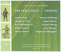 Der Freischutz / Oberon by James King