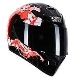 AGV エージーブイ K3 SV Fullbomb Helmet 2015モデル ヘルメット ブラック/オレンジ XL(61~62cm)