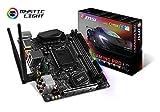 MSI Z270I GAMING PRO CARBON AC ITXゲーミングマザーボード [第7世代Core Kaby Lake対応] MB3853