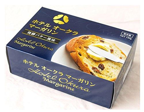 Y052290-1P ホテルオークラマーガリン 発酵バター風味 150g