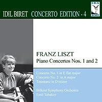 Liszt: Piano Concertos 1 & 2 (Piano Concertos Nos.1 and 2) by Bilkent Symphony Orchestra (2009-11-17)