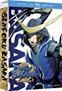 戦国BASARA弐: The Complete Series Limited Edition(Blu-ray/DVD Combo)北米版 (全12話 OVA1話)日本語音声可 Import