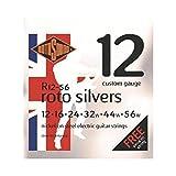 ROTOSOUND ROT-R12-56 Roto Silvers エレキギター弦