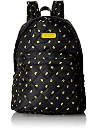 Marc by Marc Jacobs レディース Crosby Quilt Nylon Fruit Print Backpack