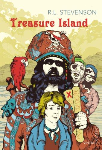 Treasure Island (Vintage Classics)の詳細を見る