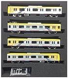 Nゲージ 4706 東急5050系4000番台 Shibuya Hikarie号 基本4両編成セット (動力付き)