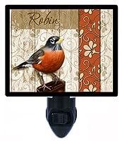 Night Light–Robin–Bird Night Light LED Night Light