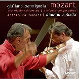 モーツァルトのヴァイオリン名曲集
